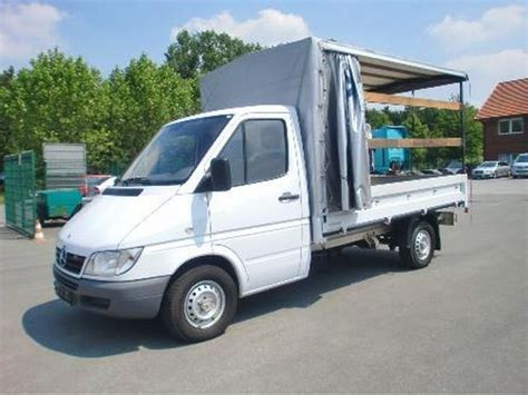 mercedes germany delivery mercedes sprinter 316 cdi open delivery
