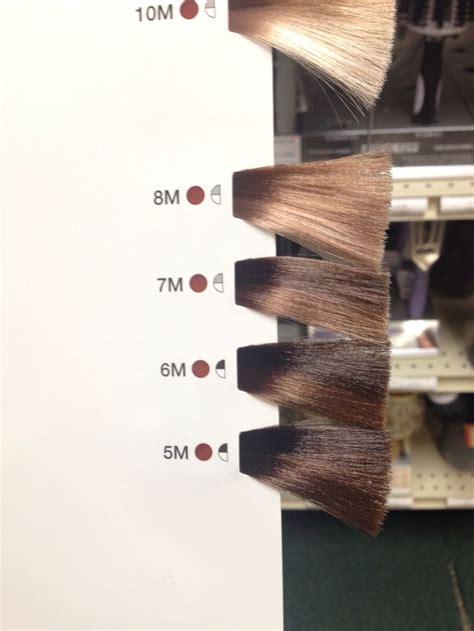 matrix sync hair color chart 408 best hair mocha mokka images on pinterest mocha