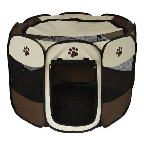 puppy play pen large portable pet playpen tree shops andthat