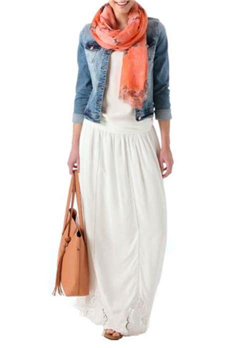 imagenes de faldas blancas largas 1000 images about estilos on pinterest classy classic