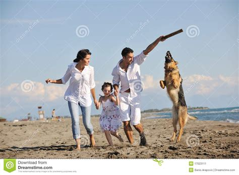 happy puppies shock site happy family with on stock image image 17023111