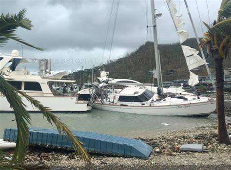 hurricane boats for sale bvi yachts damaged and sunk as the whitsundays bears the brunt