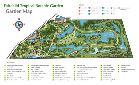 tropical botanical garden miami are there any parks to get lost in miami