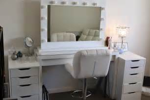 Bathroom Vanity With Makeup Station » Home Design 2017