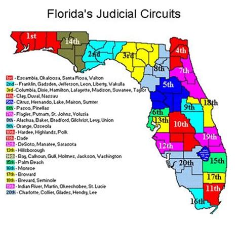 Orange County State Attorney S Office by Fifth Judicial Circuit Court Of Florida