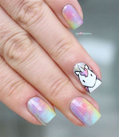 Unicorn Nail Designs