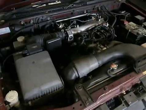 small engine repair training 2001 mitsubishi pajero navigation system wrecking 2001 mitsubishi pajero engine 3 5 automatic j14900 youtube