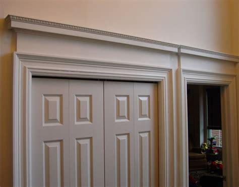 how high should the entablature or overdoor frieze be