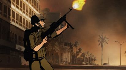 The Apocalypse Waltz A Memoir animating a war memoir ari folman s waltz with bashir