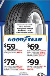 Tires At Walmart Black Friday Goodyear Integrity P195 65r15 Blackfriday Fm