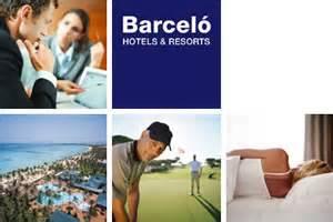 lista de cadenas hoteleras nacionales barcelo todo incluido paquetes solo servicios con