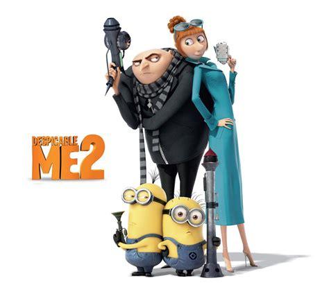 Me Me Me 2 - despicable me 2 gru lucy featurettes