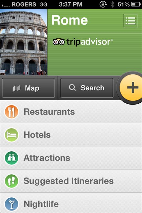 best rome apps best iphone apps for rome