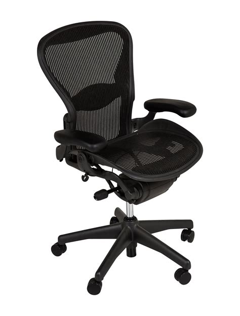 aeron desk chair herman miller aeron desk chair furniture hrmil20059 the realreal