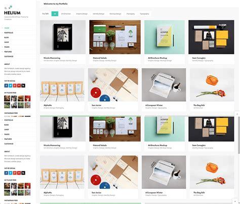 blog theme portfolio 20 portfolio blog themes free premium templates