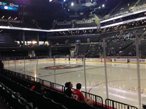 Barclays Center Free Food Sections by Barclays Center Section 22 New York Islanders