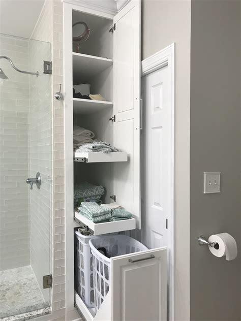 bathroom storage solutions  small space storage