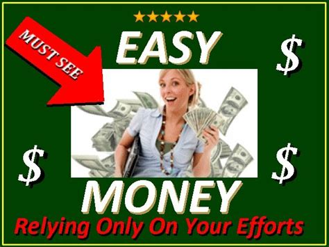 Easy Ways To Make Money Online - how to make really easy money from the internet for free wealthsmith enterprises
