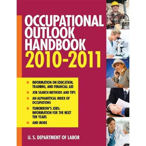 occupational outlook handbook 2018 2019 occupational outlook handbook paper bernan books occupational outlook handbook haysville community library