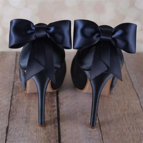 Wedding Shoes Navy by Wedding Shoes Navy Blue Wedding Shoes Peep Toe Shoes