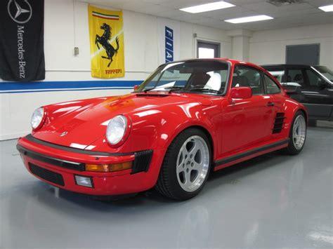 Ruf Porsche Turbo by 1987 Porsche 911 Turbo Ruf Btr Conversion 5 Speed For Sale