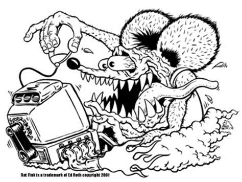 coloring pages of rat fink rat fink coloring pages related keywords rat fink