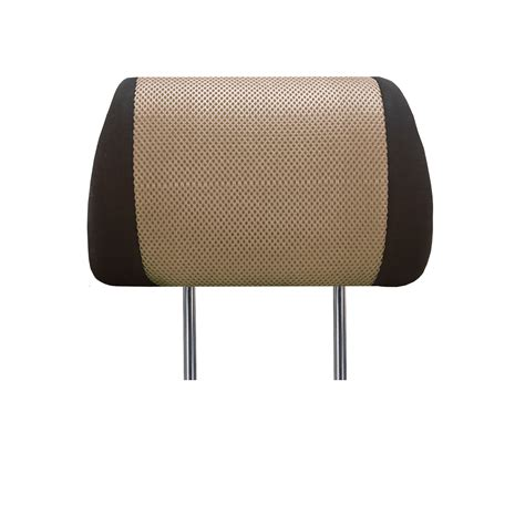 Stylish Covers by Stylish Edgy Piping Fabric Headrest Cover Ebay