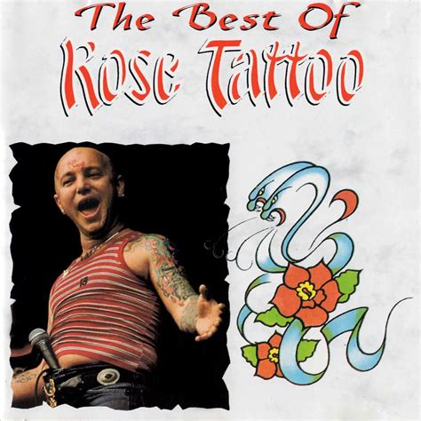rose tattoo  fanart fanarttv