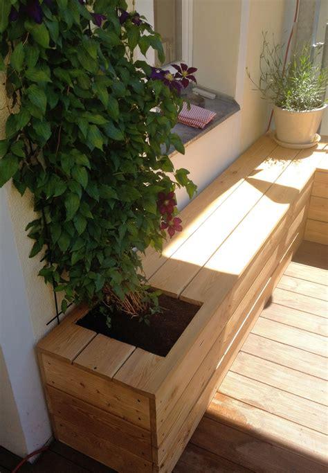 möbel für kleinen balkon balkon decor teich