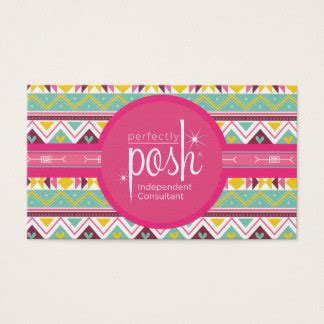 posh business card template independent consultant business cards and business card