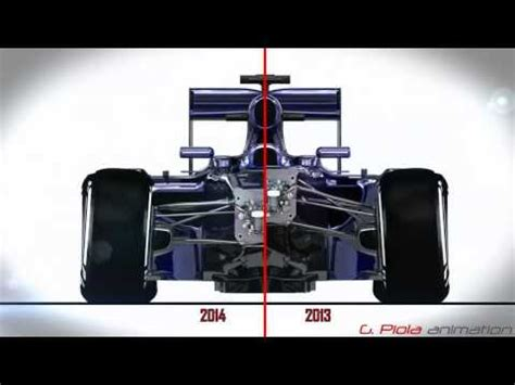 formula 3 vs formula 1 video what will a 2014 f1 car look like startinggrid