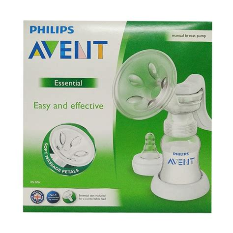 Avent Manual Standard Breastpump jual murah philips avent manual breast essential