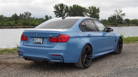 M3 Bmw 2015 by Review 2015 Bmw M3 Sedan Canadian Auto Review