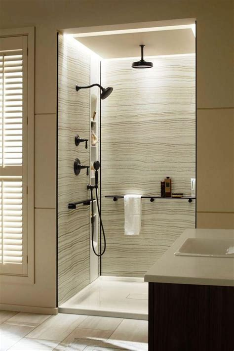 waterproof bathroom walls 1000 ideas about waterproof wall panels on pinterest