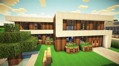 minecraft log house minecraft simple log house youtube
