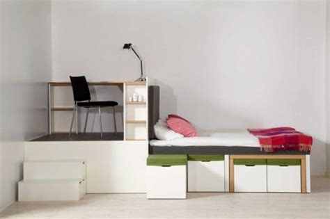 Multifunctional Bedroom Furniture Multifunctional Matroshka Furniture Set For Small Spaces