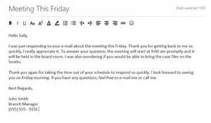 Official Letter Best Regards How To Formal E Mails Expressions