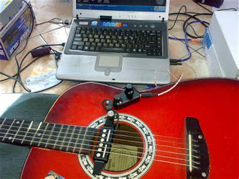 tutorial efek gitar menjadikan pc laptop menjadi efek gitar software center