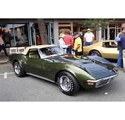 1970 Chevrolet Corvette Stingray LT1 Convertible