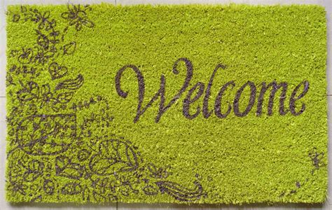 Stussy Welcome Mat by The World S Catalog Of Ideas