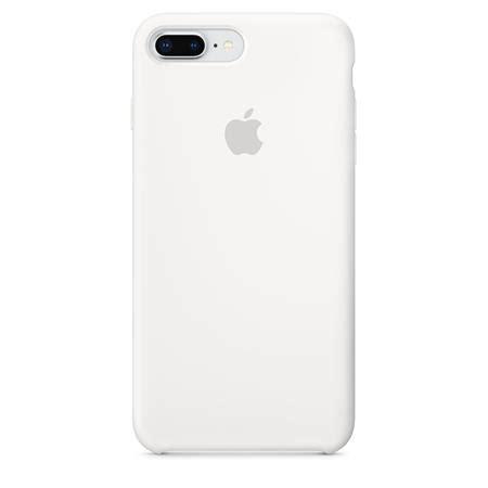 apple iphone     silicone case white mqgxzma