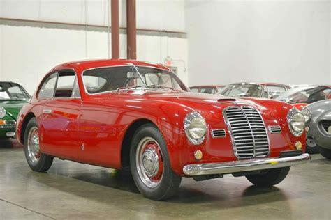 maserati pininfarina vintage ex mille revival 1950 maserati a6 1500 pininfarina