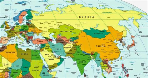 what is a map the geo trade what is quot asia quot