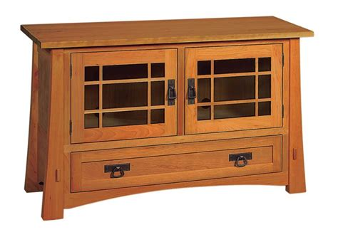 mission woodworking mission style tv stand woodworking plans furnitureplans