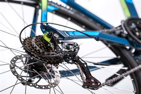 Fd Shimano Acera Speed 9 M390 Buat Crank 42t cube curve pro 2015 review the bike list