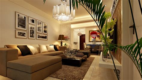 Modern Japanese Home Decor by Small Narrow Living Room Design