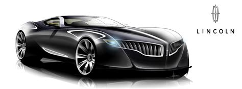 lincoln sports lincoln continental coupe concept amcarguide