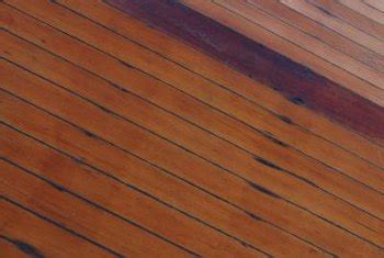 How To Make Deck Stain Lighter Home Guides Sf Gate