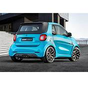 Brabus Turns Smart Fortwo Into Ultimate 125  Pictures