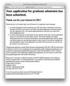 letter of application letter of application to a academic